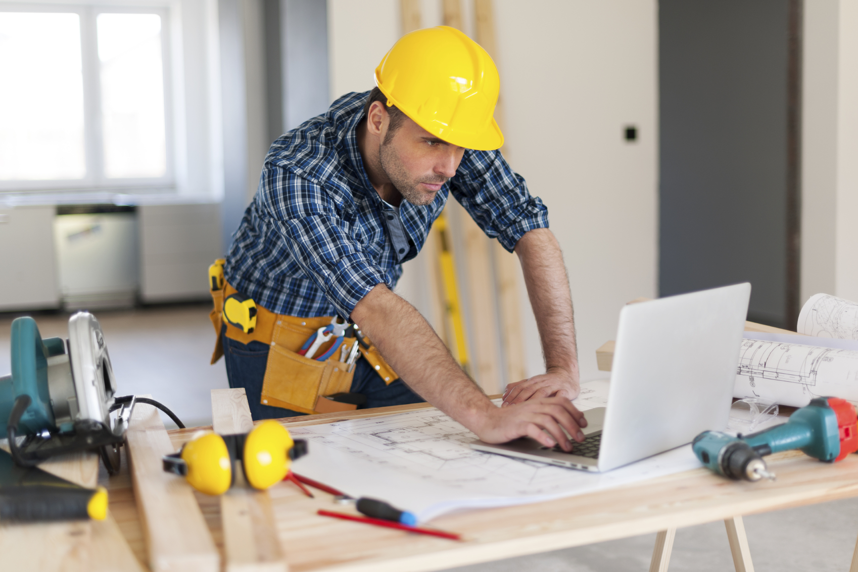 Construction for Building builder online